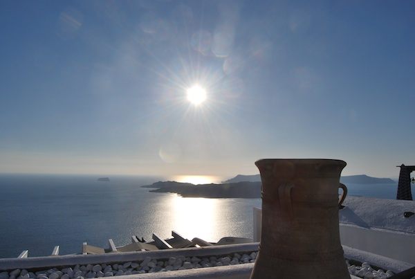Vuelos a Santorini 2012