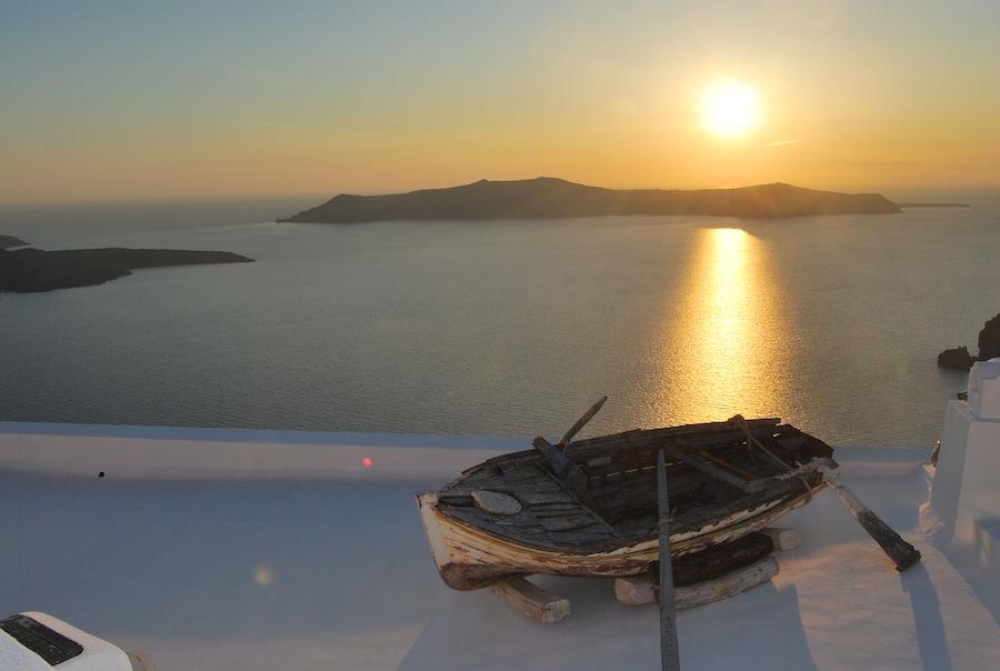 Excursiones organizadas y tours por Santorini