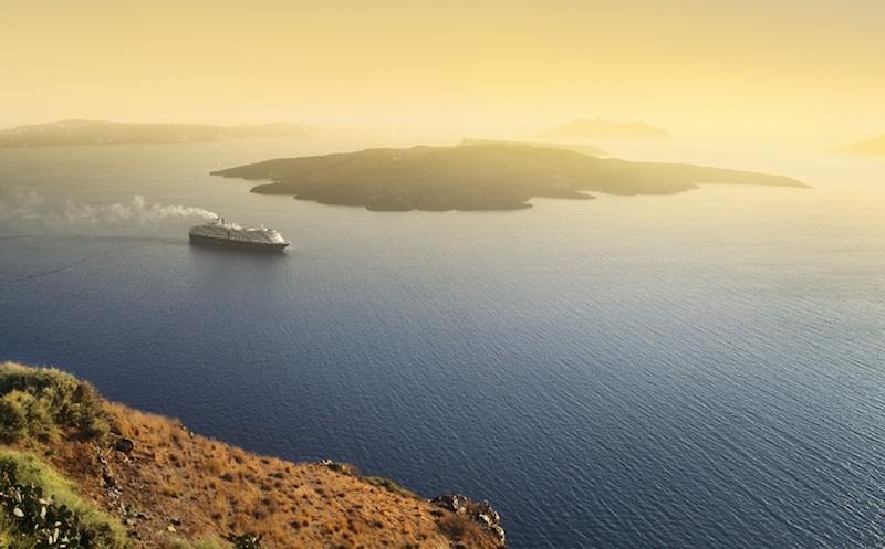 Cómo llegar a Santorini