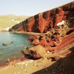 Playa Roja, Kokkini Amos